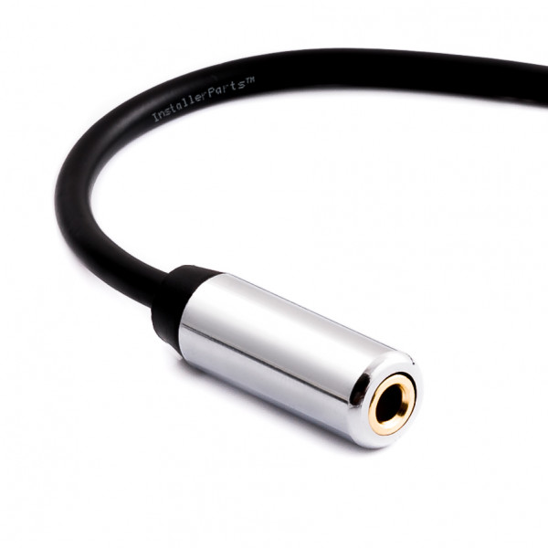 InstallerParts 6 ft RG59 Cable with BNC Male Connector