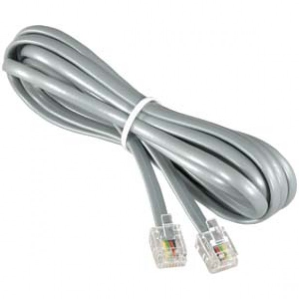 Rj11 Telephone Cable Wiring - Residential Electrical Symbols •