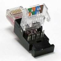 RJ45 Cat.6 UTP Toolless Plug