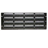 Cat.6 110 Type Patch Panel 96Port Rackmount