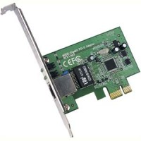 Gigabit Ethernet 10/100/1000 PCI Express Card