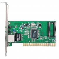 Gigabit Ethernet 10/100/1000 PCI Card