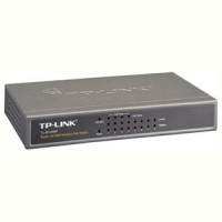 8-port 10/100M Desktop PoE Switch, SF1008P