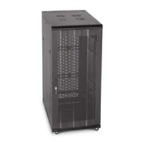 27U Server Rack, Vented Front/Vented Rear