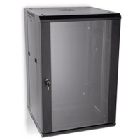 18U Fixed Wallmount Cabinet
