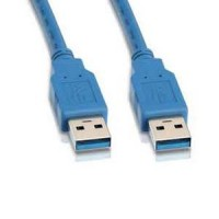 10Ft USB3.0 A-Male to A-Male