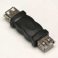 USB A F/F Gender Changer