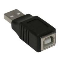USB A-M/B-F Gender Changer