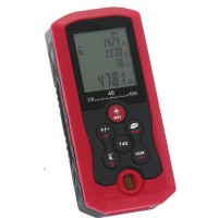 "130Ft (40m) Laser Distance Meter, 1/16"" Accuracy T40"