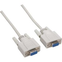 10Ft DB9-F/F Null Modem Cable