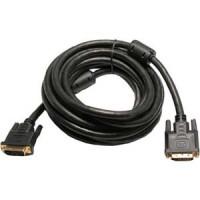 5m DVI-D Dual Link Male/Male w/ Ferrite