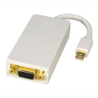 Mini Display Port Male to VGA Female Adapter
