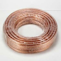 50Ft 14AWG Bulk Polarized Speaker Wire