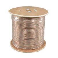 1000Ft 16AWG Bulk Polarized Speaker Wire Spool