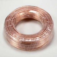 100Ft 18AWG Bulk Polarized Speaker Wire