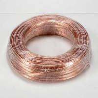 100Ft 22AWG Bulk Polarized Speaker Wire Coil