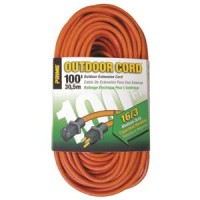 100Ft 16/3 Outdoor Extension Cord
