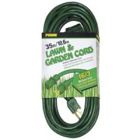 35Ft 16/3 Lawn and Garden Extension Cord