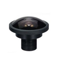"2.0mm 2 Megapixel Fixed Iris F2.0 2/3"" Board Lens"