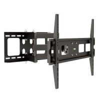 "Flat TV Mount 37""~63"" Tilt/Swivel, LPA13-484 Black"