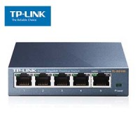 5-Port Gigabit Switch Descktop Metal Case, TP-Link SG105