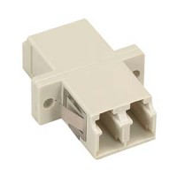 Fiber Optic LC-LC Multimode Duplex Adapter