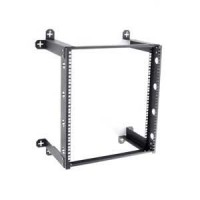 "InstallerParts 12U V-Line Fixed Wallmount Rack 18"" Deep"