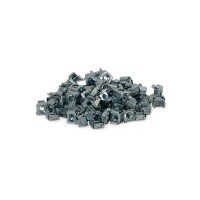 12-24 Cage Nuts Bulk Pack - 2500 Pack
