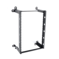 "InstallerParts 16U V-Line Wall Mount Rack 18"" Deep"