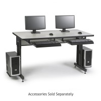 "60"" W x 30"" D Training Table - Folkstone"