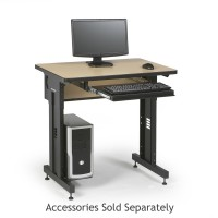 "36"" W x 24"" D Training Table - Hard Rock Maple"