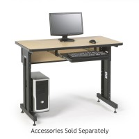 "48"" W x 24"" D Training Table - Hard Rock Maple"