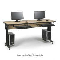 "72"" W x 24"" D Training Table - Hard Rock Maple"