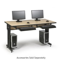 "60"" W x 30"" D Training Table - Hard Rock Maple"