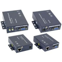 InstallerParts 650 Ft (200m) VGA/Audio Extender Via Ethernet Cable