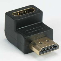 HDMI M/F 270 Degree Adapter Gold Plated