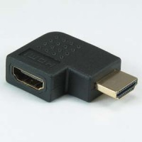 InstallerParts HDMI M/F Horizontal 90 degree Adapter