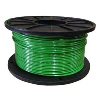 THHN 14AWG Solid 500Ft Green Reel