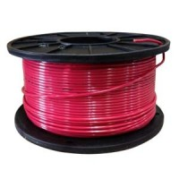 THHN 14AWG Solid 500Ft Red Reel