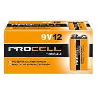 12Pk 9V Procell Alkaline Batery by Duracell