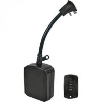 Otimo 3 Prong 2-Outlet Remote Controled Power Switch