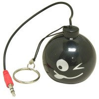 "Mini Rechargeable Bomb Speaker Design ""B"", Wink"