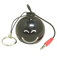 "Mini Rechargeable Bomb Speaker Design ""C"", Smile"