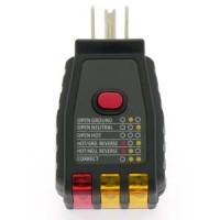 AC GFCI Circuit Tester