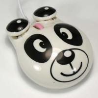 Panda Mouse USB, 2-button + sroll