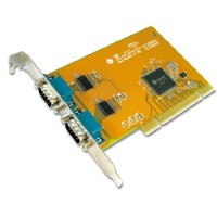 2-port RS-232 Universal PCI Serial Board