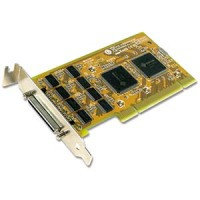 8 Port RS-232 Universal Low-Profile PCI Serial Card
