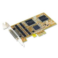 8-port RS-232 High Speed PCI Express Low Profile Serial Board