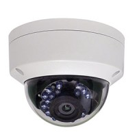 HD-TVI  1080p Fixed Weather-proof Dome Camera 541W  White