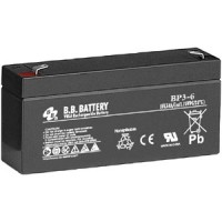 6V 3Ah Battery T1 Terminal, BP3-6-T1